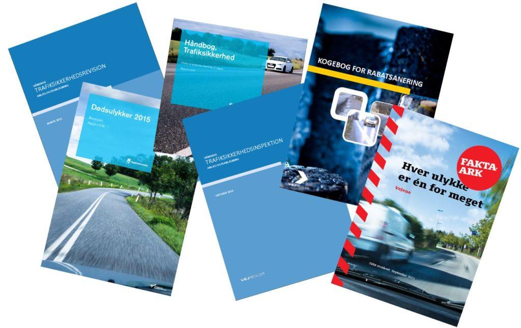 Dødsulykker, trafiksikkerhedseffekter, vejregler, trafiksikkerhedsinspektion, trafiksikkerhedsrevision